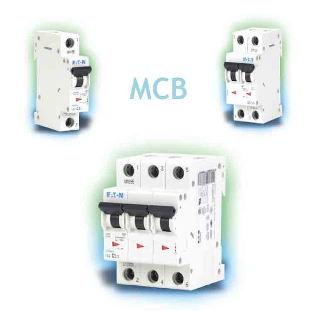 what is miniature circuit breaker, mcb full form, mcb symbol, 3 types of mcb, mcb working, mcb connection, mcb, miniature circuit breaker