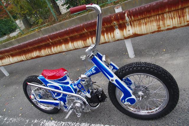Kustom♛King: Killer Mini Bikes