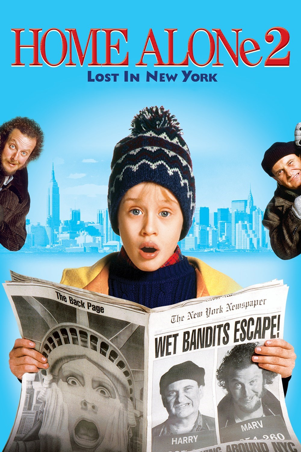 Watch Home Alone 2 Lost in New York Online Free