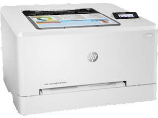 HP LaserJet Pro M254nw printer driver Download and install free