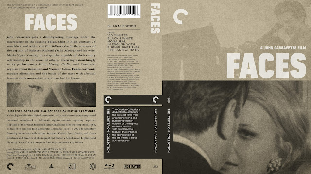 Faces Bluray Cover