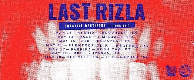 Last Rizla creative dentistry tour