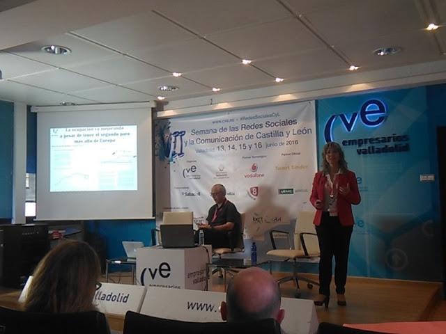 Cèlia Hil Morgades en Redes Sociales y Marketing Digital, Emprendedores y Empresarios, Redes Sociales