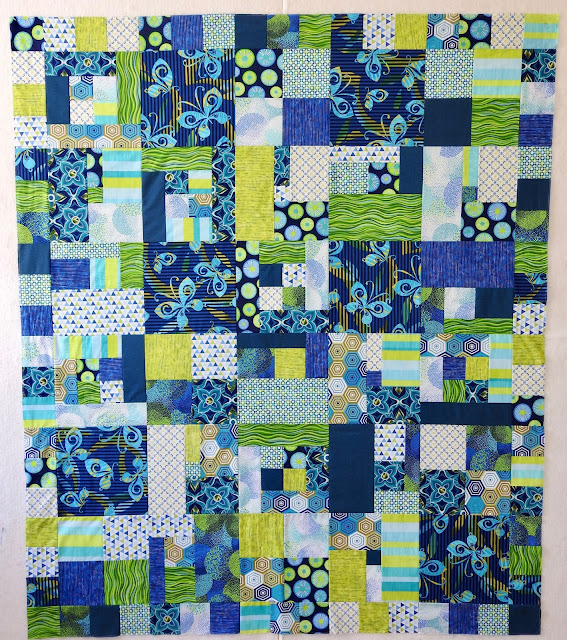 Busy Bee Quilt Designs Hip To Be Square : the confused quilter: Hip To Be Square Quilt Top