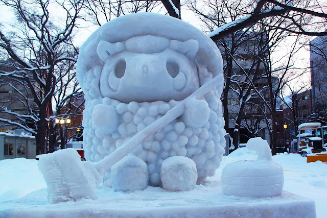 DIY%2BCreative%2BSnow%2BSculptures%2BIdeas%2BBy%2BPeople%2BWho%2BHave%2BMastered%2BThe%2BArt%2BOf%2BSnow%2B%252815%2529 20 DIY Ingenious Snow Sculptures Concepts By way of Other people Who Have Mastered The Artwork Of Snow Interior