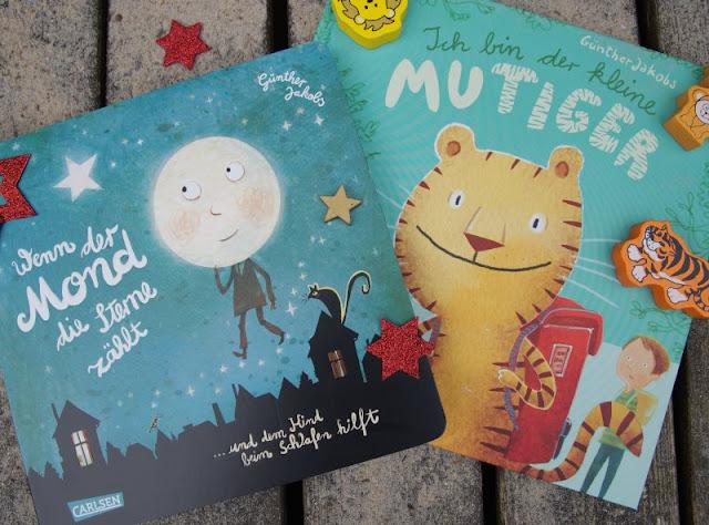 """#Bilderbuchliebling: Günther Jakobs und die wilden Piraten. Kinderbücher zu den Themen """"Mut"""" und """"Einschlafen""""."""