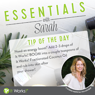 IT Works Boom Essential Oil