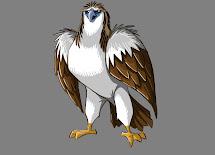 Joma Santiago Eagle And Owl Character Design