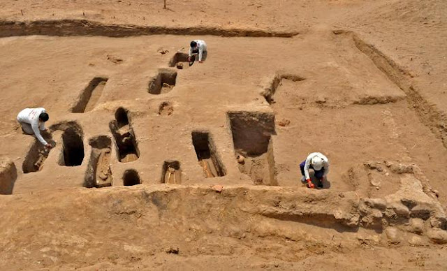 Centuries-old grave sites in Peru give insight to possible child sacrifices