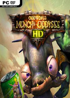 Download Oddworld Munchs Oddysee PC Gratis Full Version