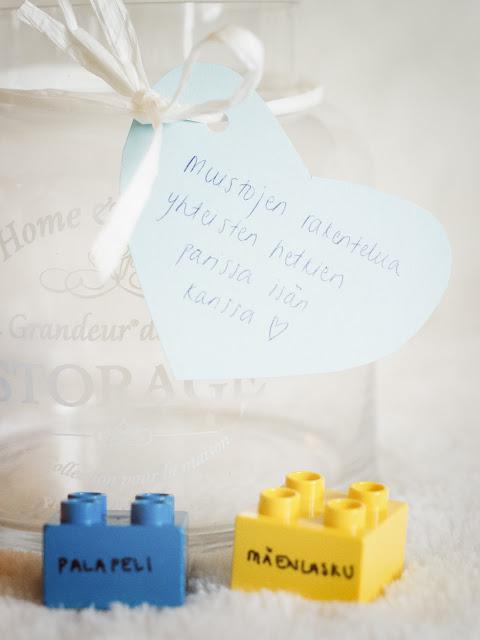 Ihana DIY-lahja isälle, tämän ehdit vielä hyvin! :)