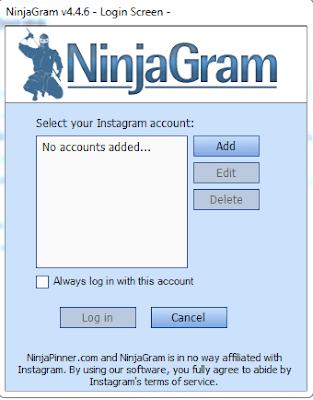 Download NinjaGram free instagram bot Full Cracked Download NinjaGram free instagram bot Full Cracked - Nulled