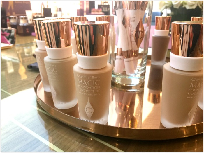 Charlotte Tilbury Magic Foundation Review Swatches Before and After Pics