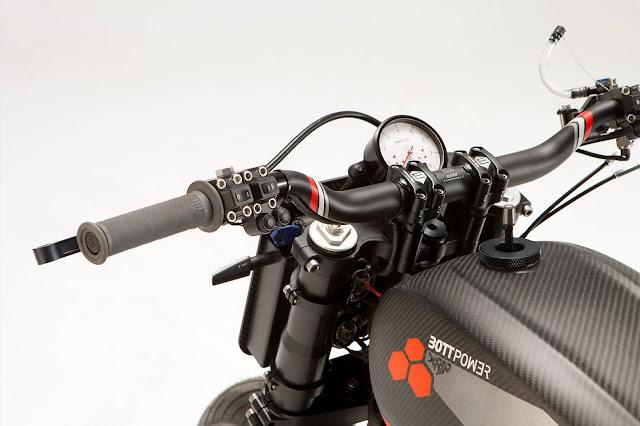 Buell XR1R By BottPower Hell Kustom