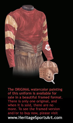 1921 Chicago Cardinals uniform