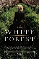 Release Day Review - The White Forest by Adam McOmber