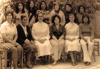 """""""Buen Pastor Ex Cárcel de Mujeres y Menores La Serena 1973-1975"""" marzo 06, 2019"""