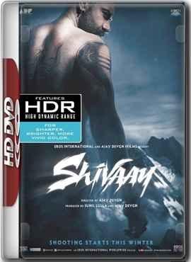 Shivaay (2016) Hindi Full Movie Download 720p HDRip 1.2GB