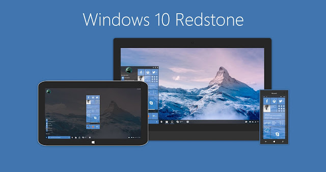 ISO Windows 10 Redstone 1 Original
