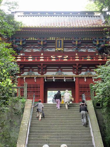 Kunozan-Toshogu Shrine, Shizuoka