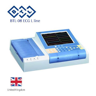ECG 12 Channel BTL-08 LC Plus ECG   EKG/ECG 12 Channel