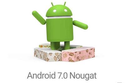 Daftar Smartphone Yang Akan Mendapatkan Update Android 7.0 Nougat