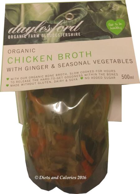 Organic Chicken Bone Broth Whole Foods