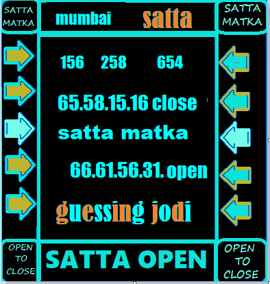 Main-mumbai satta, live mataka, tricks day open*18-April-2018