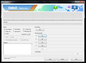 Download ODIN Terbaru Untuk PC