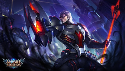 Hero Solo Lord Mobile Legends Irithel Moskov