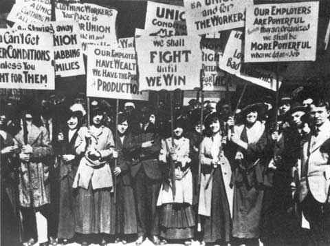 Labor Movements