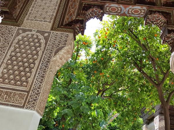 Marrakech: Bahia Palace