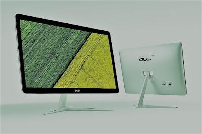 Computer desk senza ventole da Acer