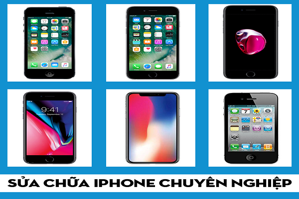 Thay vỏ iPhone 8 Plus