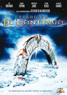 Stargate: El Continuo (2008) Online