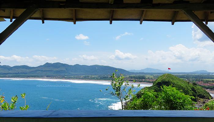 Sisi Barat Pantai Payangan