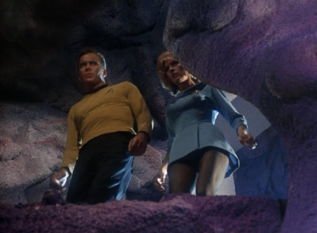 Mini Skirts in Star Trek 1966  vintage everyday