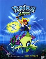 Pokémon 4Ever: Celebi, la voz del bosque