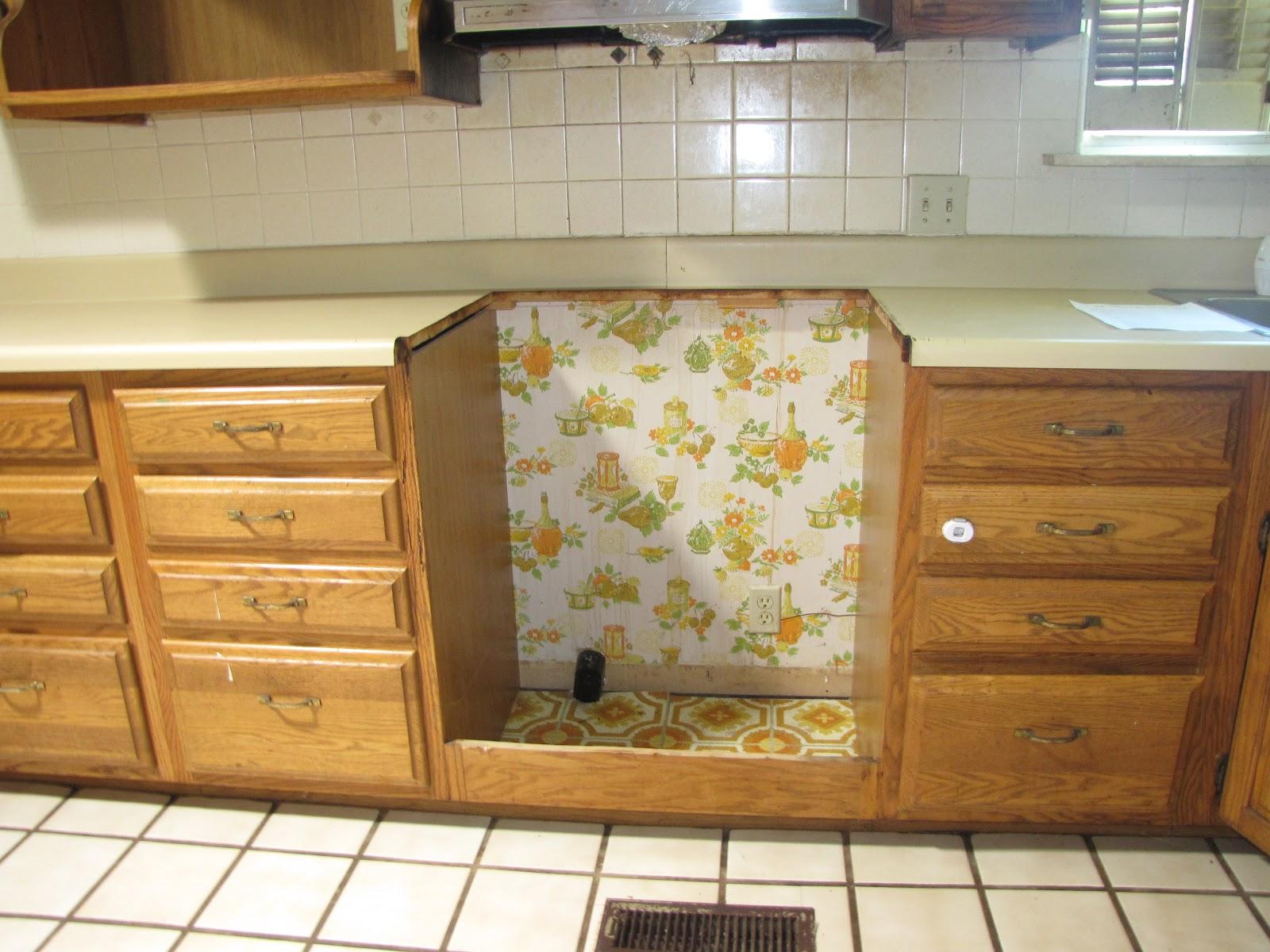 Retro Kitchen Flooring
