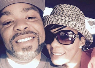Farrah Gray Method Man's Wife Tameka Smith Picture