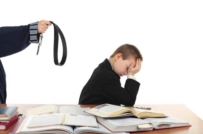 Perlukah Menghukum Anak?