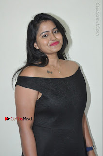 Telugu Actress Swathi Reddy Latest Stills in Black Gown  0013.JPG