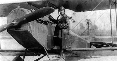 Bessie Coleman, first Black woman pilot