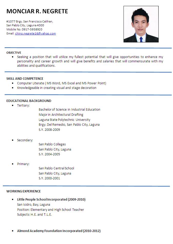 resume writing service jacksonville fl