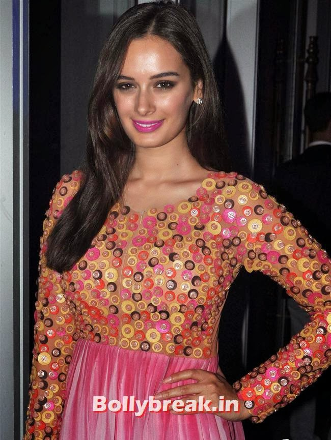 Evelyn Sharma, Bollywood Celebs Sizzle at Grey Goose Style Du Jour 2013