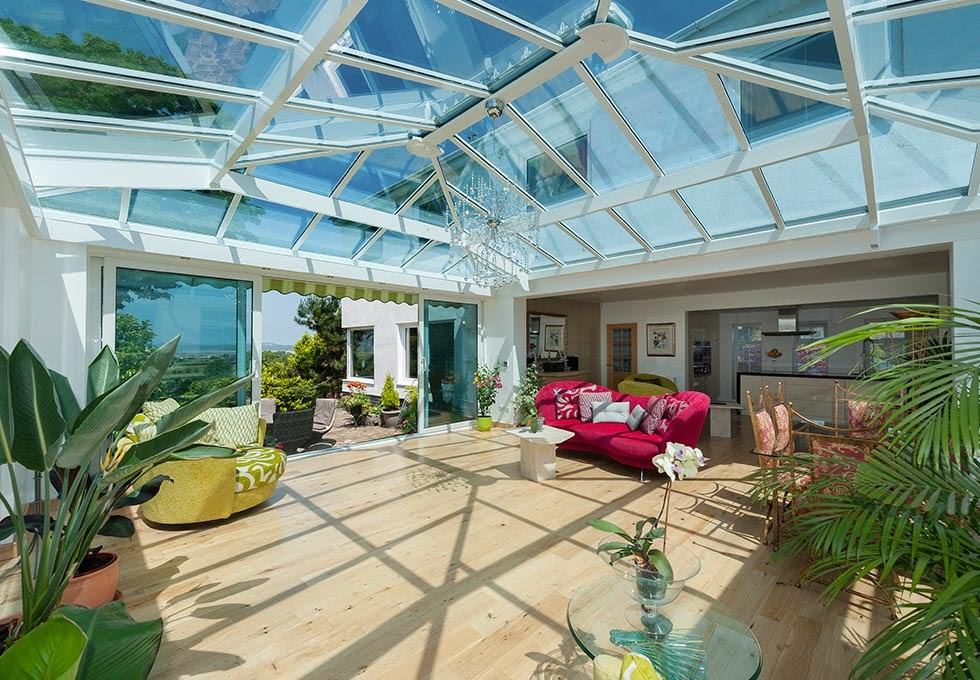, Home:  Five Photos to Give you Orangery Envy