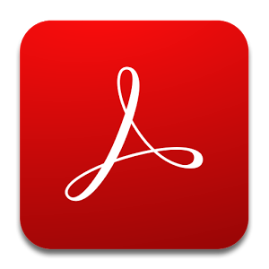 Download Adobe Acrobat Reader v16.2.1 Latest APK for Android