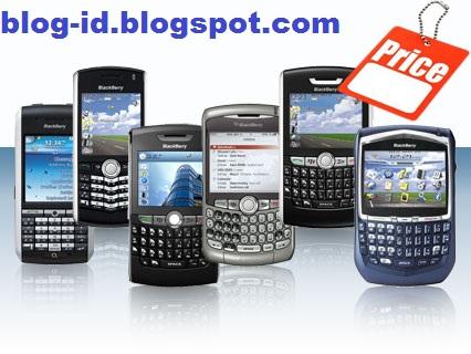 Harga Blackberry Style Majalah Pulsa