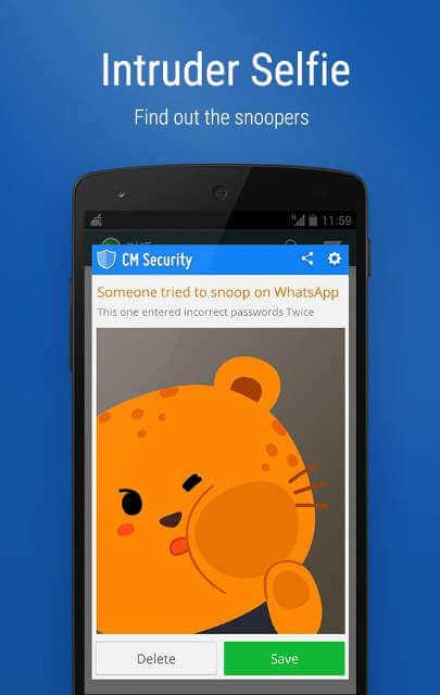 6 mejores aplicaciones de seguridad para Android CM