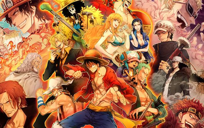 Salah Satu Anime Yang Menjadi Rival Naruto Adalah One Piece Kisah Bajaklaut Ini Mendapat Rating IMDb 88 10